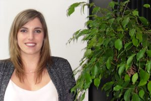 Ludivine, Collaboratrice service sociale ECL Direct