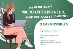 sortir du régime micro-entrepreneur