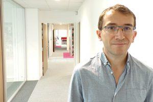 Frédéric, comptable ECL Direct