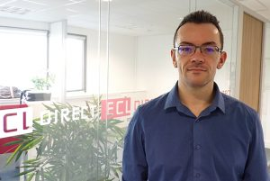 Gwendal, collaborateur ECL Direct