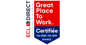 ECL Direct certifiée « Great Place to Work »