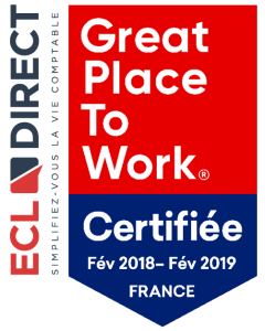 Certification Great Place to Work ECL Direct