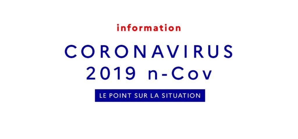 Le Fil D Information Covid 19 Ecl Direct