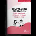 comparaison statuts juridiques