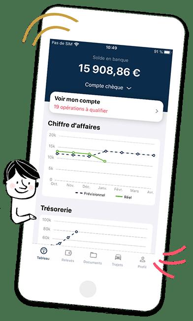 Gagnez du temps sur votre comptabilité avec le logiciel Amarris Direct